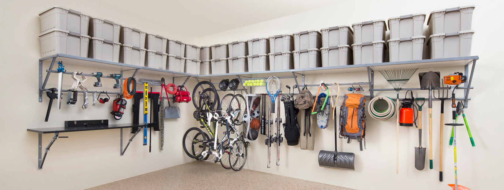 Garage Shelving Fort Wayne